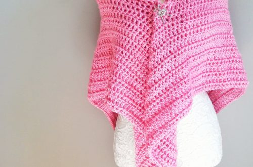 Crochet The Belle Parisienne Wrap