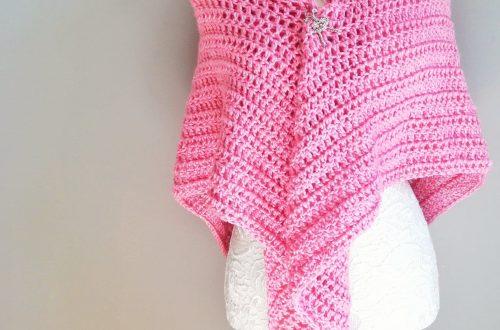 Crochet The Belle Parisienne Wrap