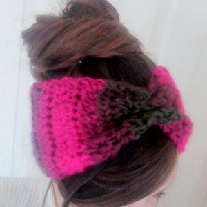 Crochet The Autumn Leaves Headband