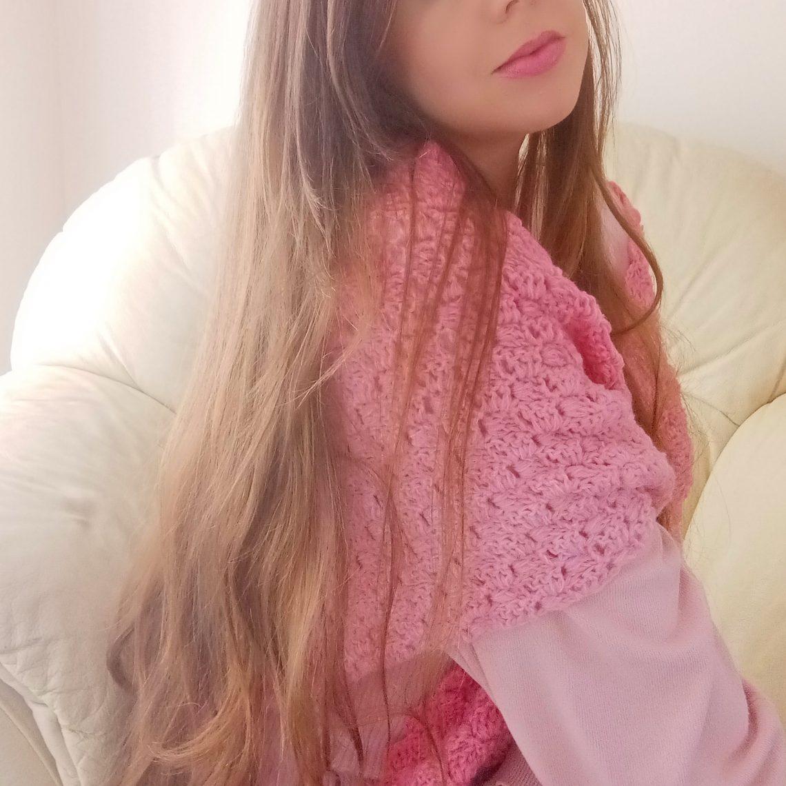 Crochet The Fantine Shawl