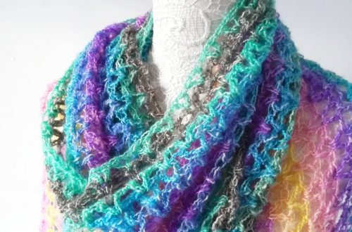 Crochet The Unique Unicorn Wrap