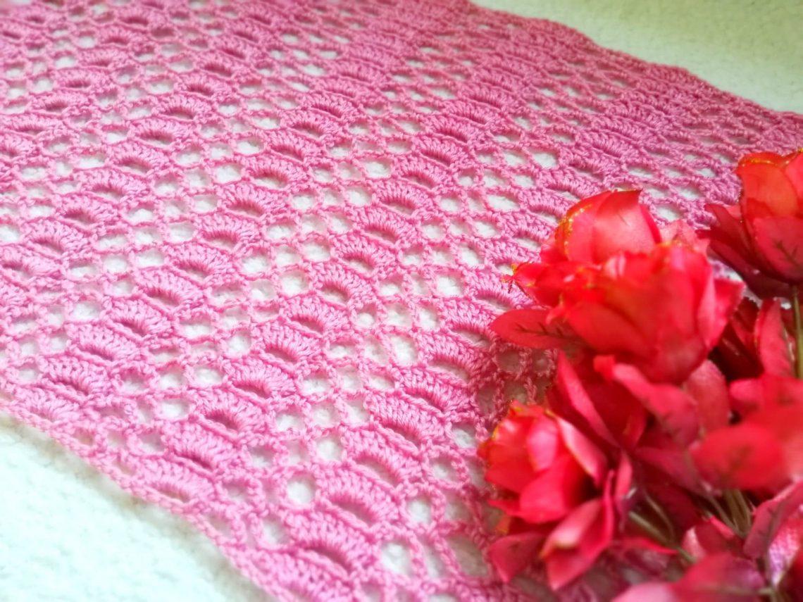 Crochet Regency Era Wrap