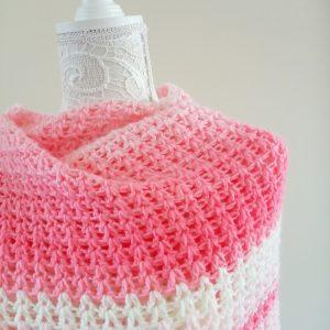 Crochet a Vintage Wrap
