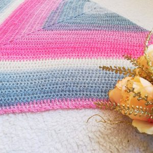 Crochet Victorian Era Shawl