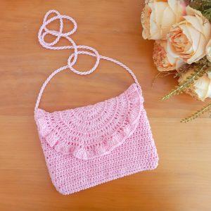 Crochet Easy Boho Festival Bag