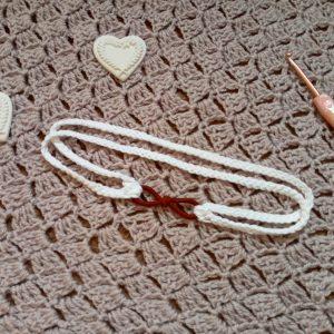 Crochet Princess Hairband