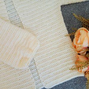Crochet Free People Inspired Cardigan