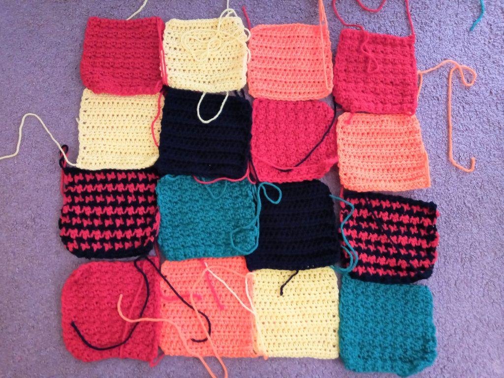 JW Anderson Crochet cardigan
