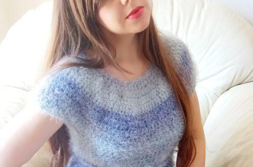 Crochet Soft Dreams Top