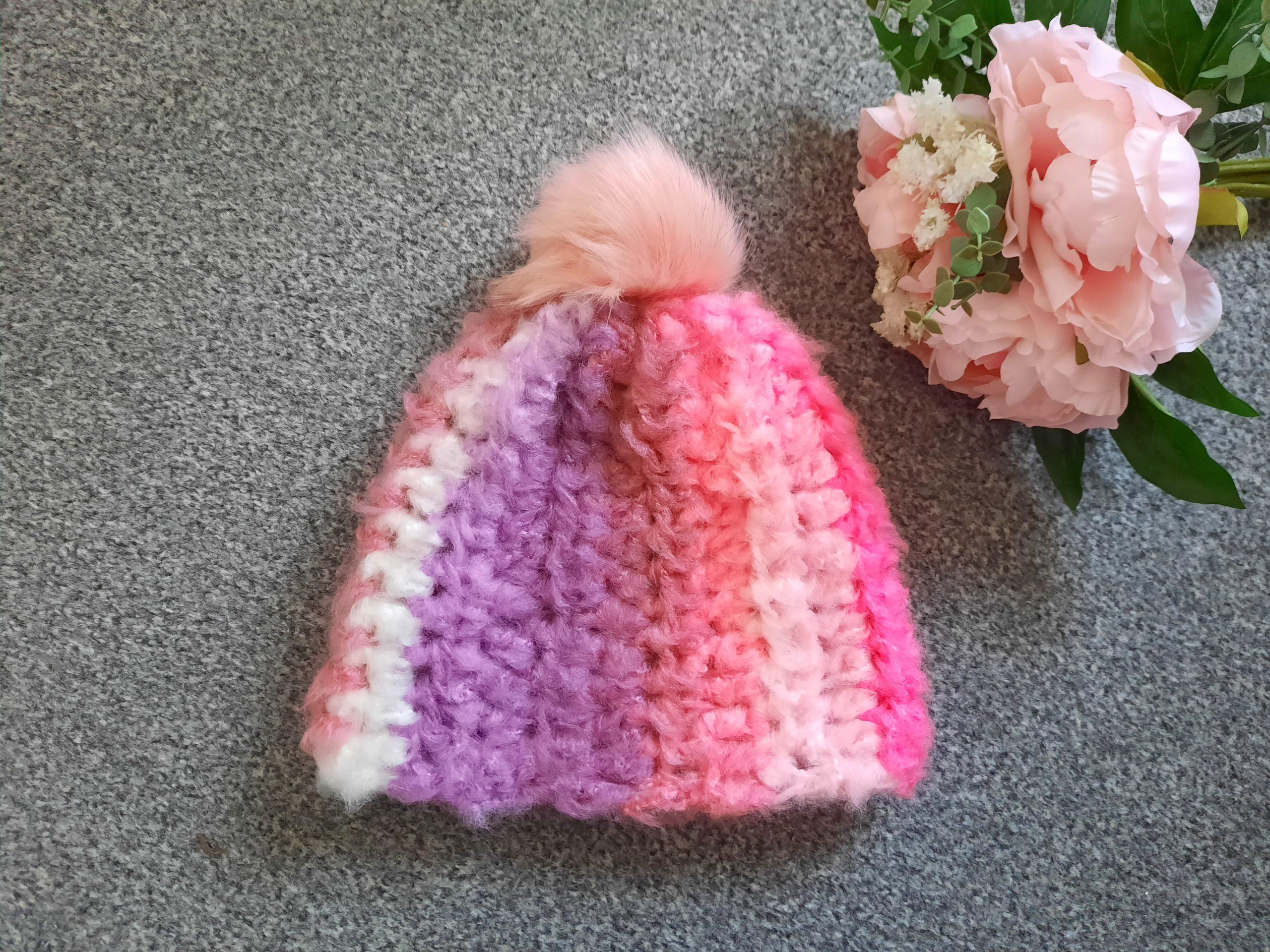 Crochet Easy Beanie