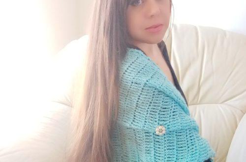 Crochet The Daphne Regency Era Wrap