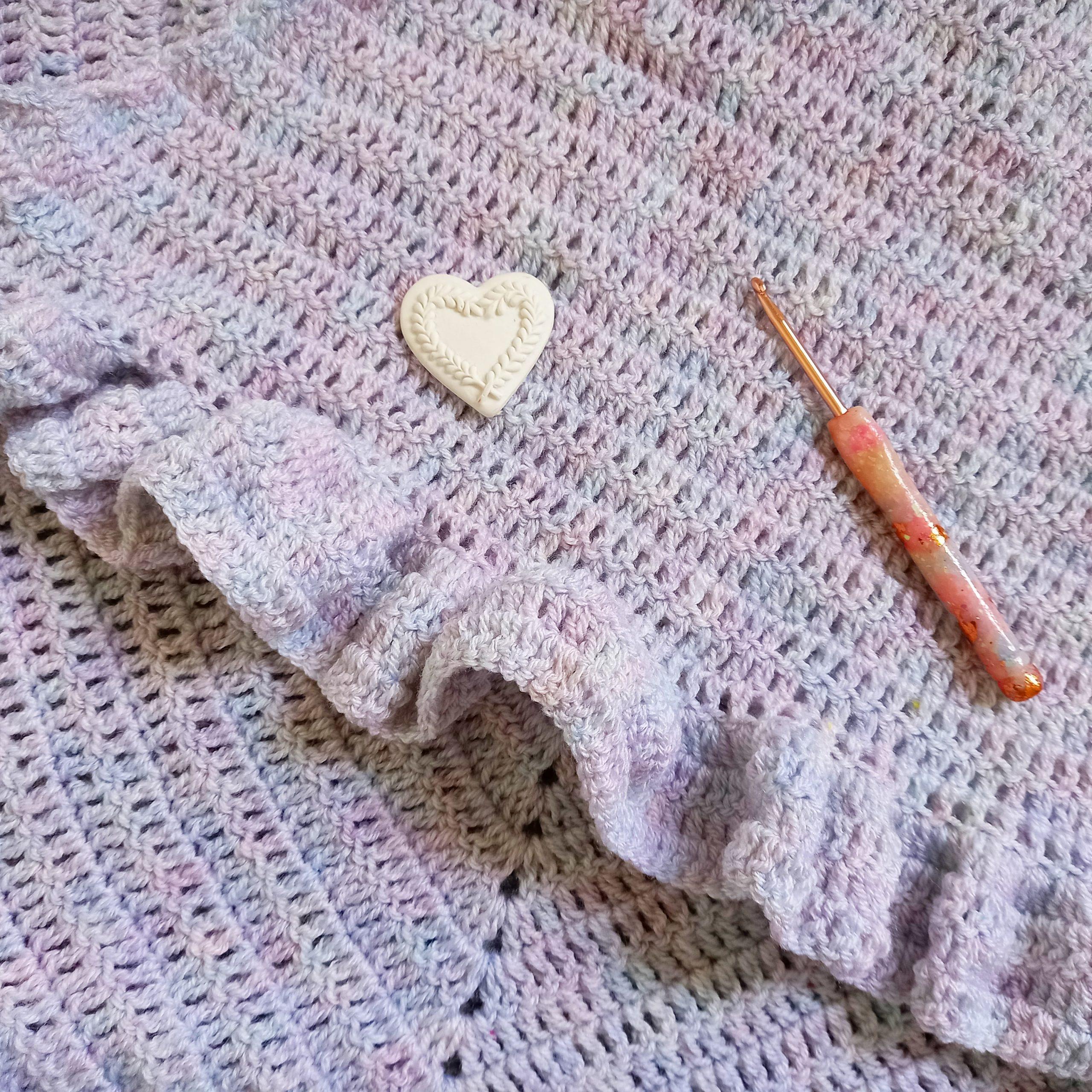 Crochet The Marissa Dainty Wrap
