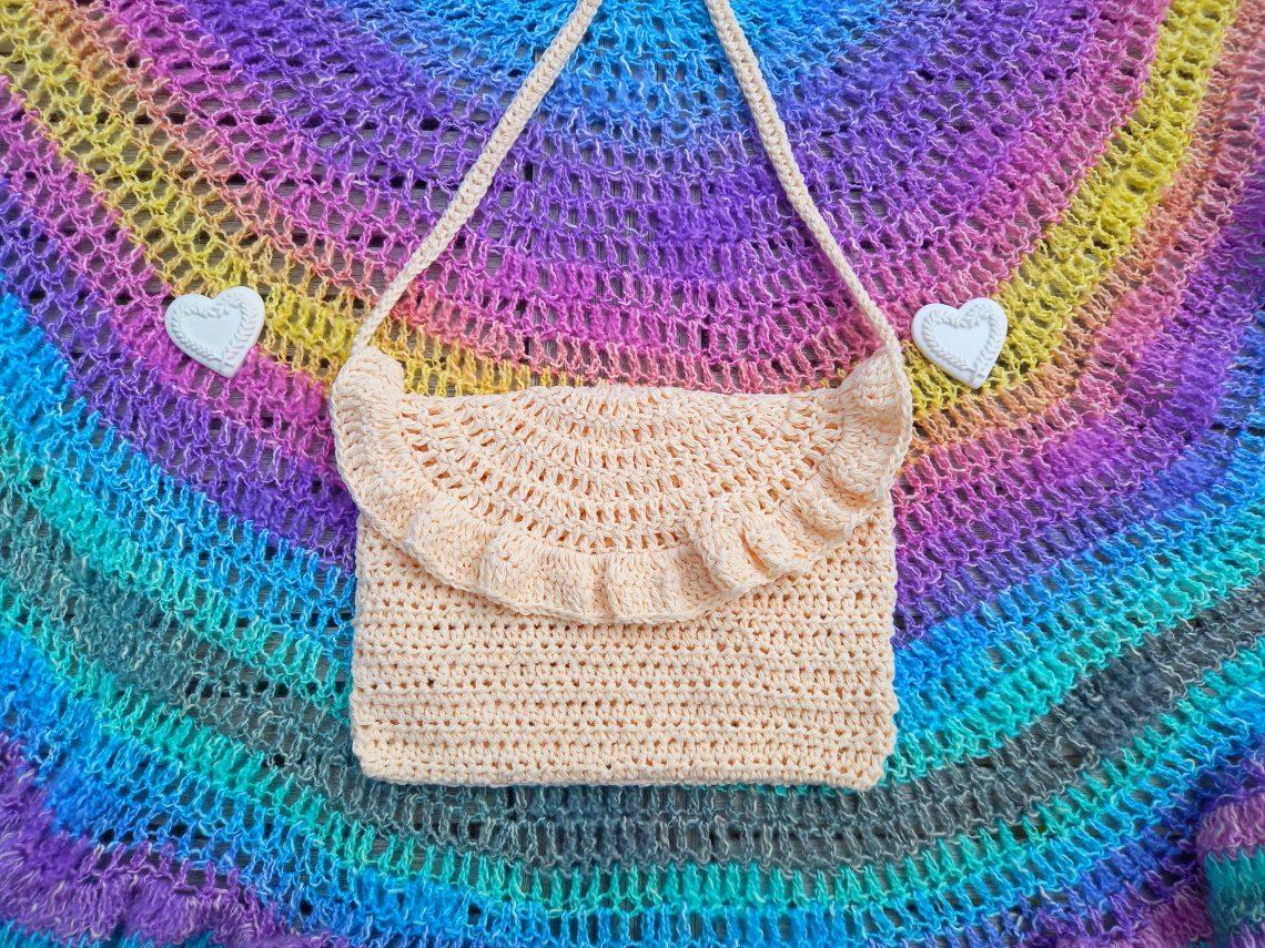 Crochet The Tessa Boho Bag